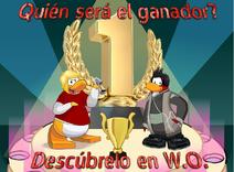 Anuncio final de W.O.
