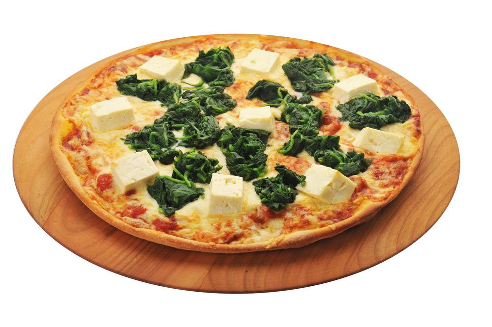 bild pizza mit spinat und feta 2d35ec3a 8909 4684 9bf7 fast food wikia. Black Bedroom Furniture Sets. Home Design Ideas