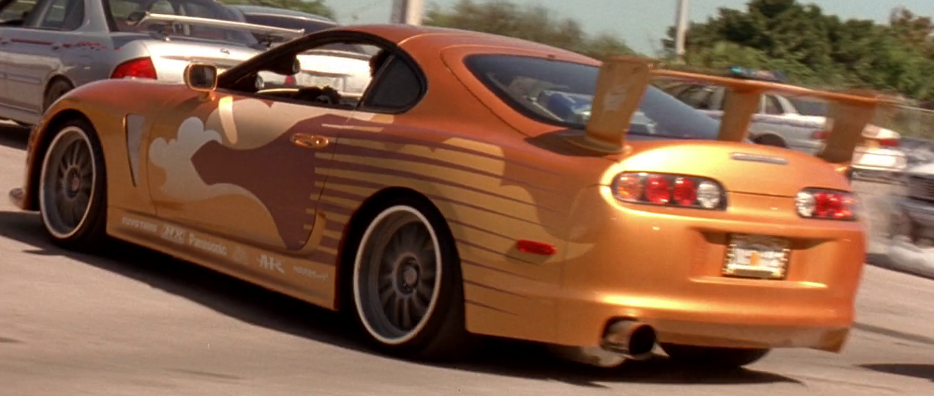 1993 toyota supra turbo mk iv the fast and the furious. Black Bedroom Furniture Sets. Home Design Ideas
