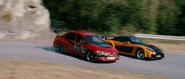 Evolution IX & RX-7 VeilSide Fortune - Drifting (2)