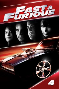 Fast & Furious 4 Poster-03