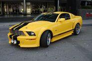Ford Mustang GT Tjaarda 550R