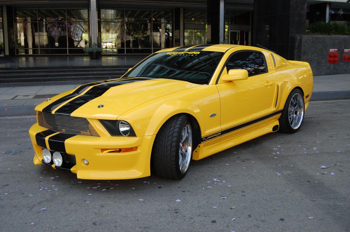 Ford Mustang Gt Tjaarda R Jpg