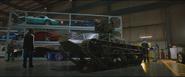 Tej spots the tank (Toy Shop - F8)