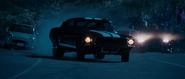 Sean's Mustang Fastback - Mountain Race