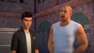 Tony Toretto & Dominic Toretto