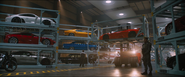 Doosan Forklift presents Orange Lamborghini