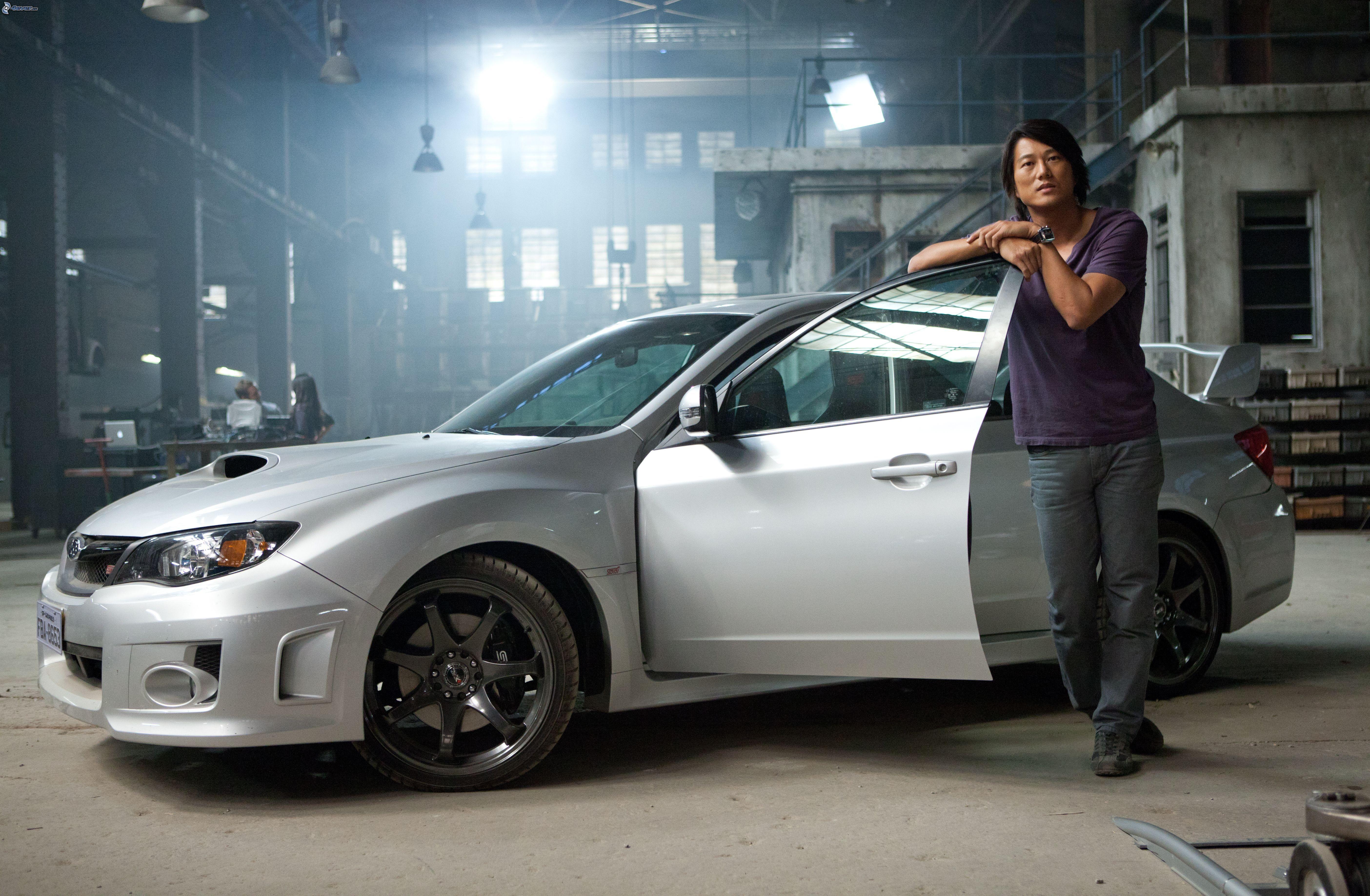 2011 Subaru Impreza Wrx Sti The Fast And The Furious Wiki Fandom