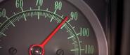 Yenko Camaro - Speedometer