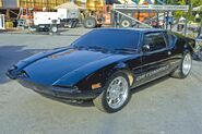 1972 De Tomaso Pantera - Fast Five