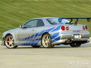 1999 Nissan Skyline R34 GT-R - Motor Trend