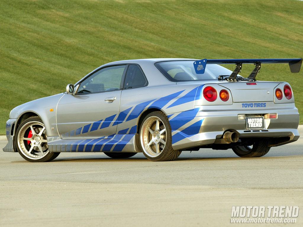 Image Nissan Skyline R GTR Motor Trendjpg The Fast - 2 fast 2 furious cars
