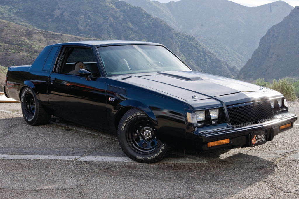 1987 Buick Grand National | The Fast and the Furious Wiki | FANDOM ...