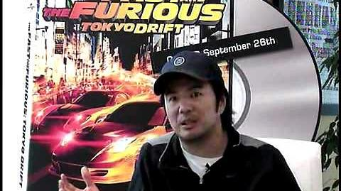 The Fast and the Furious Tokyo Drift - Exclusive Director Justin Lin - Part 2