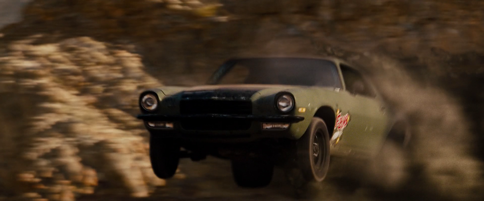 1973 Chevrolet Camaro RS-Z28 F-Bomb | The Fast and the