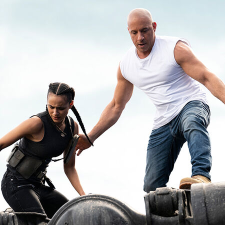 Ramsey The Fast And The Furious Wiki Fandom
