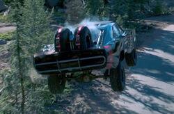 Dodge Charger RT ParaRaid (Rear)-Furious 7