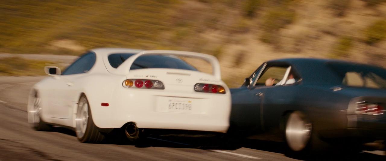 1995 Toyota Supra MK IV | The Fast and the Furious Wiki | FANDOM ...