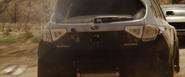Subaru Impreza WRX STI - Plate Shot Off
