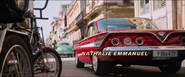 1961 Impala in Havana (License Plate - Nathalie's Credit)