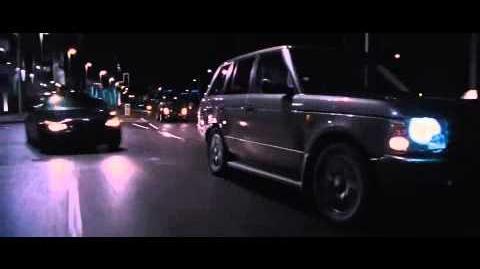 Fast 6 flip car