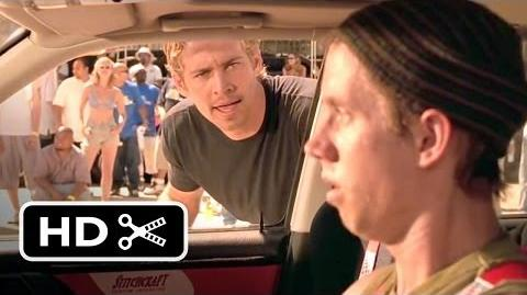 The Fast and the Furious (6 10) Movie CLIP - Jesse Races Tran (2001) HD