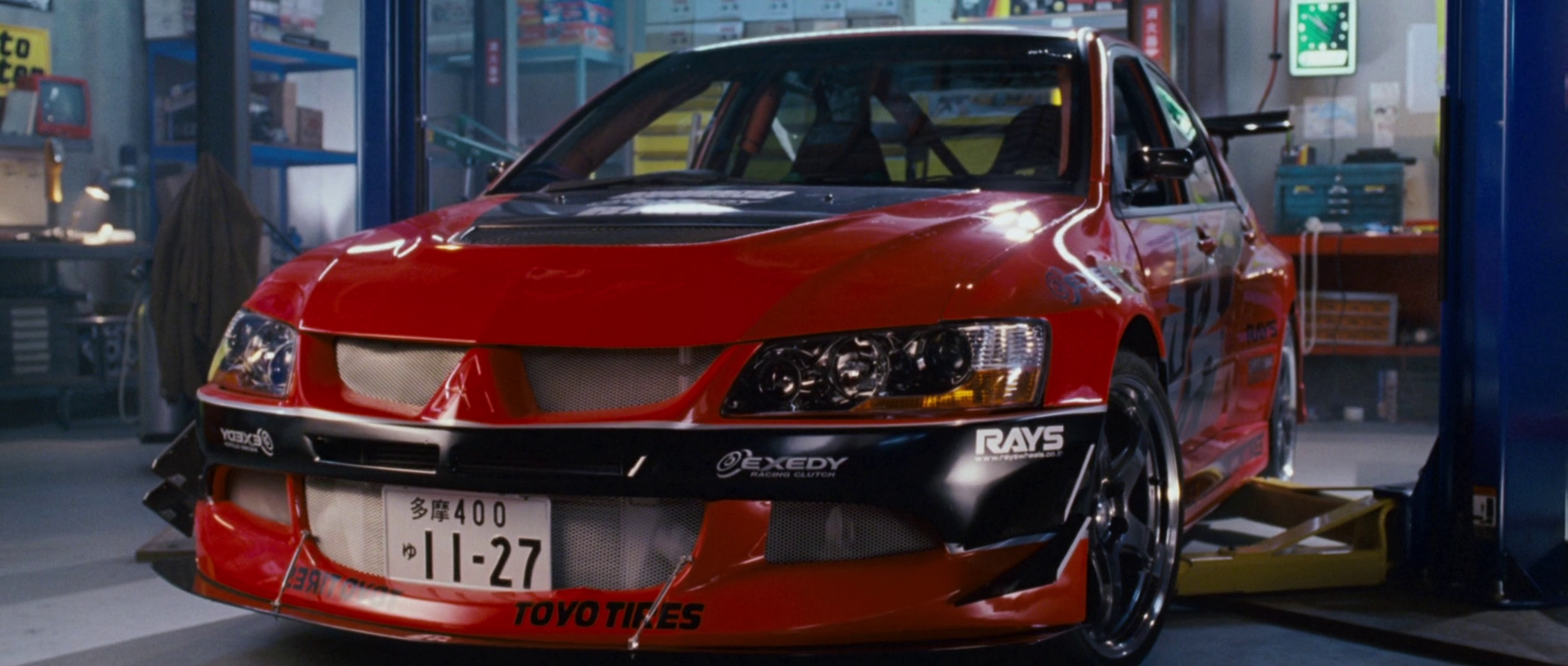 2006 Mitsubishi Lancer Evolution IX | The Fast and the ...