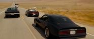 Pontiac Trans Am, Dodge Charger & Acura NSX