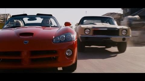 """Fast and Furious Tokyo Drift (2006) - Race for a girl """"Bawitdaba"""" Blu-ray, 4K"""