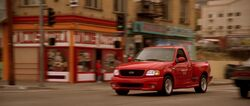 Ford SVT Lightning - Los Angeles