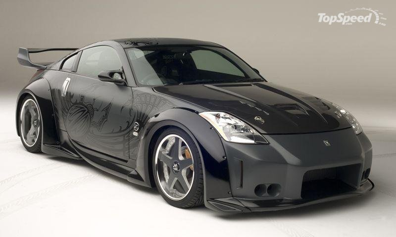 Nissan Fairlady Z Z33 The Fast And The Furious Wiki