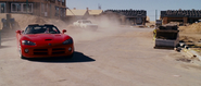 Clay in the lead - Viper SRT-10