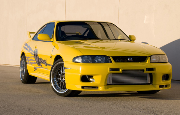 1995 Nissan Skyline GT-R R33   The Fast and the Furious Wiki ...