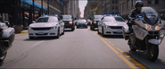 NYC Motorcade - Dodge Charger Police Pursuit
