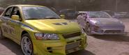 2002 Lancer EVO VII & 2003 Eclipse Spyder GTS