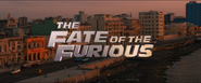 The Fate of the Furious (Title Card)