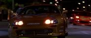 1993 Toyota Supra Mk IV - Front View