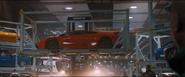 Orange Lamborghini (Toy Shop - F8)