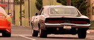 Dominic's Charger - Rear View