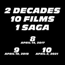 Final Trilogy Release Dates