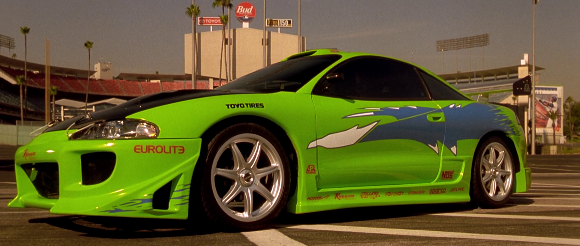 1995 Mitsubishi Eclipse | The Fast and the Furious Wiki | FANDOM ...