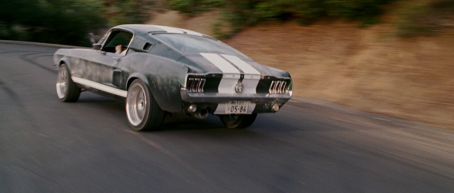 Image - 1967 Mustang - Tokyo Drift.png | The Fast and the Furious ...