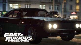 Fast & Furious Crossroads Trailer