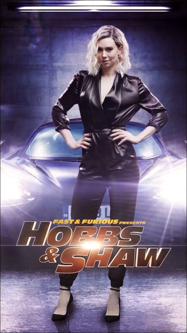 Hattie Shaw | The Fast and the Furious Wiki | FANDOM powered