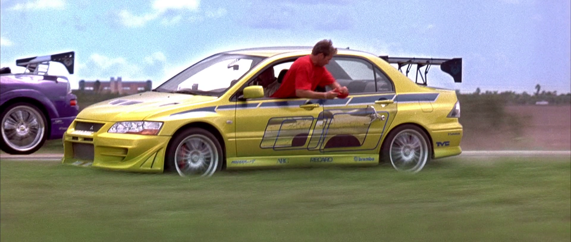 Image - Lancer EVO - Removing the ESD.png   The Fast and the Furious