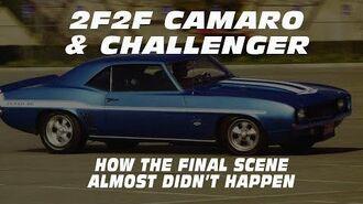 2F2F YENKO CAMARO and HEMI CHALLENGER