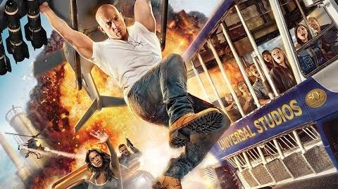 Fast & Furious Supercharged - Behind the Scenes of the Ride