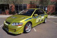 2003 EVO Lancer - Front Side