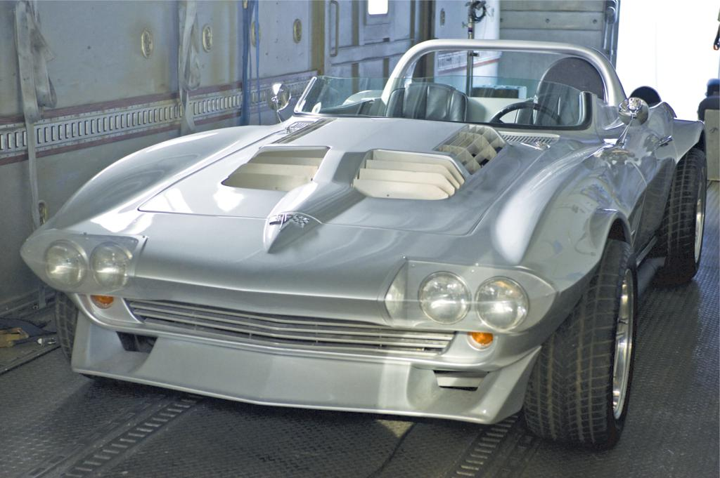 1966 Chevrolet Corvette Grand Sport Sting Ray   The Fast ...