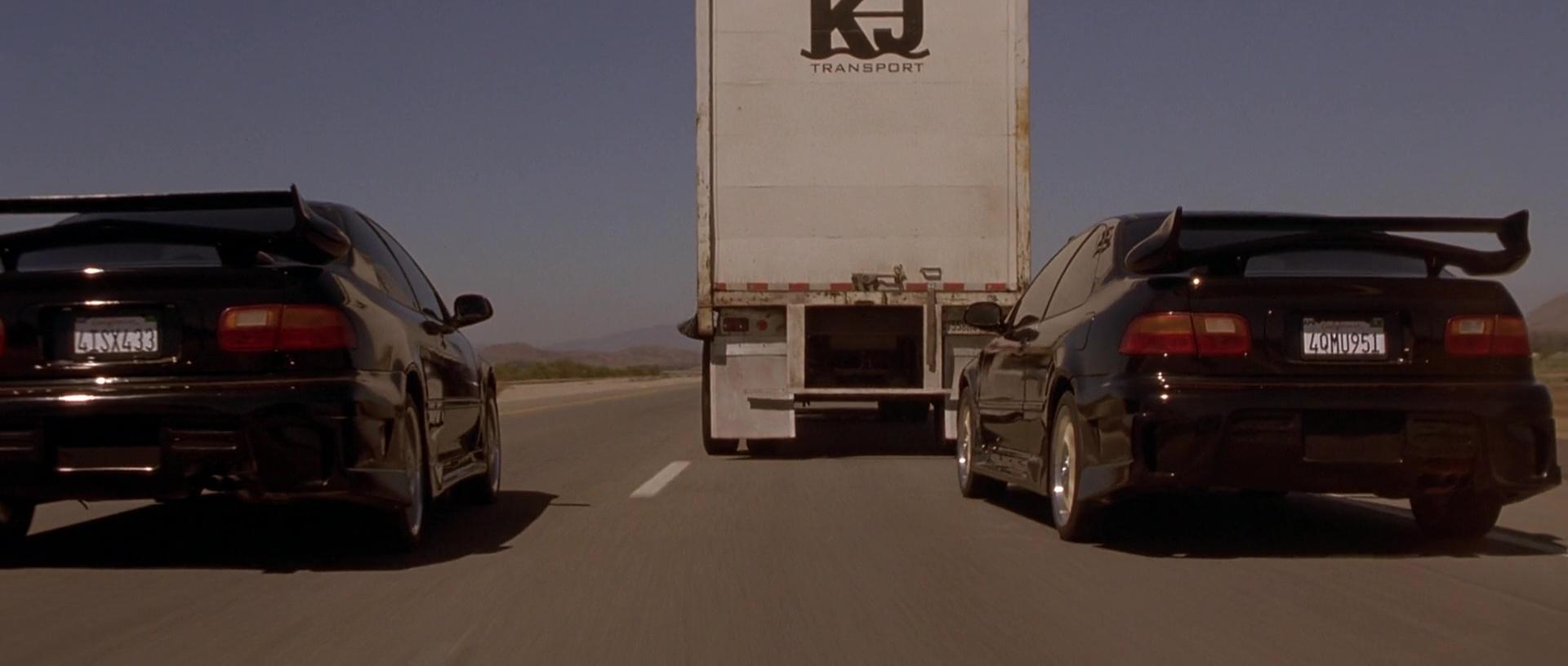 Image - Honda Civic - Last Truck Hijack.jpg | The Fast and the ...